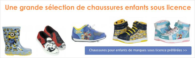 Display Fashion Lizenzartikel-Schuhe