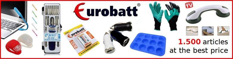 Eurobatt Centerbanner Top Haushalt