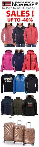 Geographical Norway Fashion Skyscraper