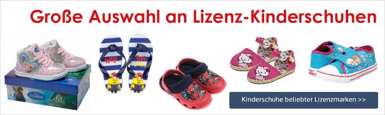 Display Fashion Lizenzartikel-Schuhe