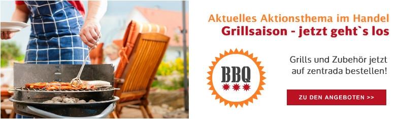 Display Garten Barbecue