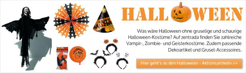 Display Spielwaren Halloween