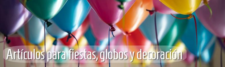 Partyartikel Partydeko Balllons Tischdeko Geburtstag mayorista
