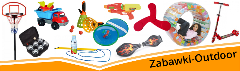 Outdoor-Spielzeug hurtownia