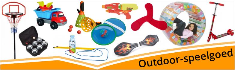 Outdoor-Spielzeug groothandel