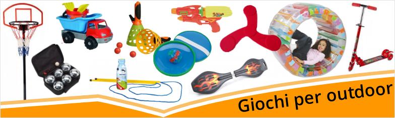 Outdoor-Spielzeug ingrosso