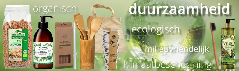 Nachhaltigkeit Organic Klimaschutz Bio Sustainable umweltfreundlich groothandel