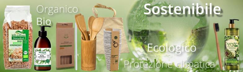Nachhaltigkeit Organic Klimaschutz Bio Sustainable umweltfreundlich ingrosso