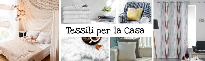 Heimtextilien Kissen Decken Vorhänge Bettwäsche Tischdecken ingrosso