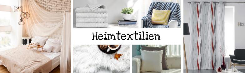 Heimtextilien Kissen Decken Vorhänge Bettwäsche Tischdecken Großhandel