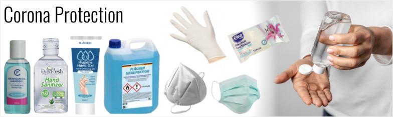 Corona Schutz Masken FFP2 Schutzmaske Desinfektion Handgel Mundschutz wholesale