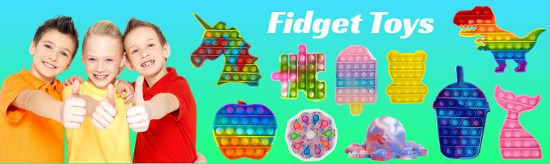 Fidget Toys Pop Magoc Spielzeug Trend Spielwaren ingrosso