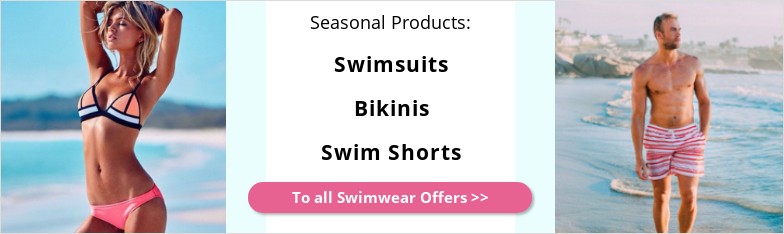 Beachwear wholesale