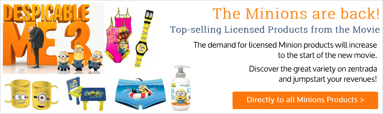 Lizenz-Minions wholesale