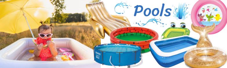 Pools Strandspielzeug Planschbecken Gartenpool Schwimmbecken groothandel