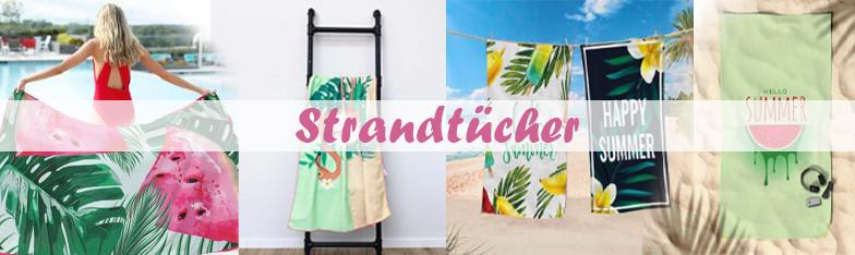 Strandtücher Großhandel