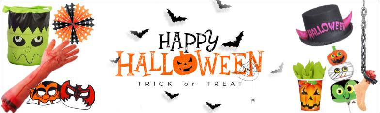 Halloween ingrosso