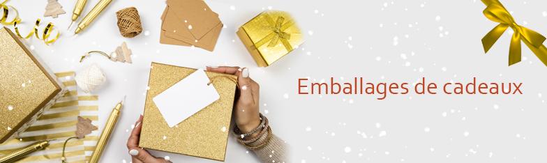 xmas-Geschenkverpackung grossiste