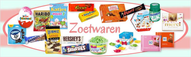 Süßwaren groothandel