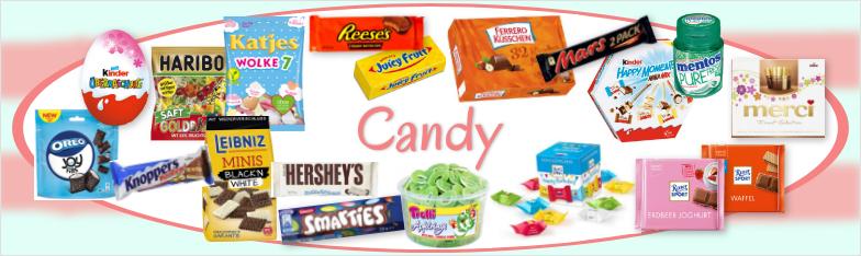 Süßwaren wholesale