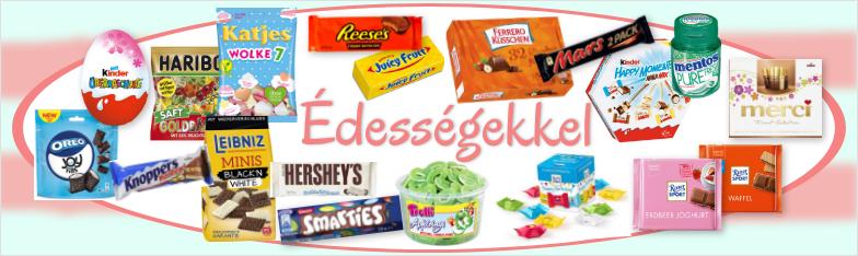 Süßwaren nagyker