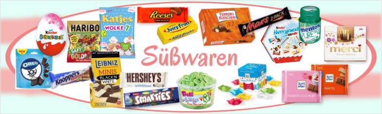 Süßwaren Großhandel