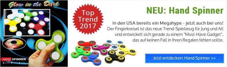 Hand Spinner Fidget Spinner Fingerkreisel Trendartikel Großhandel