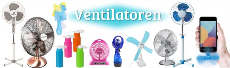 Ventilatoren groothandel