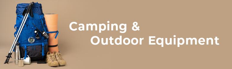 Camping groothandel