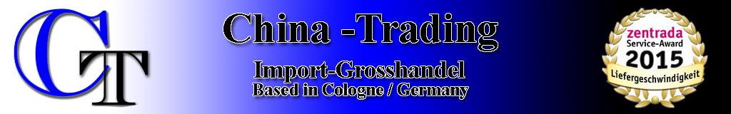 Großhandel - China Trading C&T Handels GmbH – Import & Großhandel