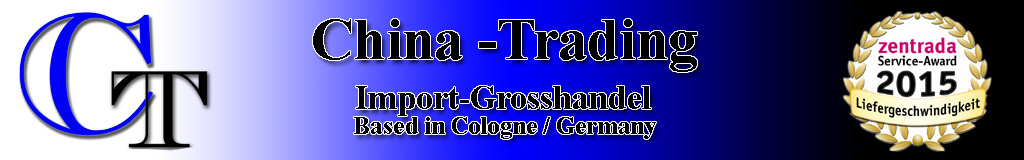 grossiste - China Trading C&T Handels GmbH – Importation & Grossiste