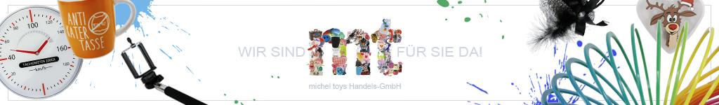 Großhandel - michel toys Handels-GmbH