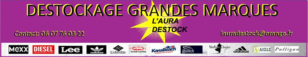 grossiste - L'AURA DESTOCK