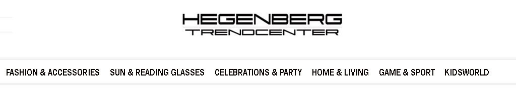 wholesale - Hegenberg Trendcenter