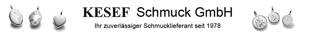 Großhandel - Kesef GmbH - Zuverlässiger Schmucklieferant seit 1978