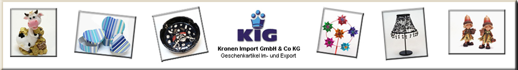 wholesale - Kronen-Import Geschenkartikel Im- & Export