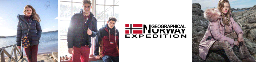 groothandel - GEOGRAPHICAL NORWAY