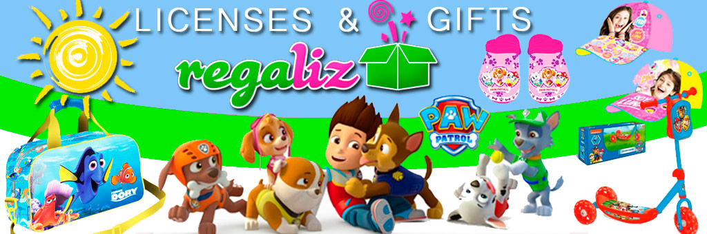 grossiste - Regaliz Distribuciones