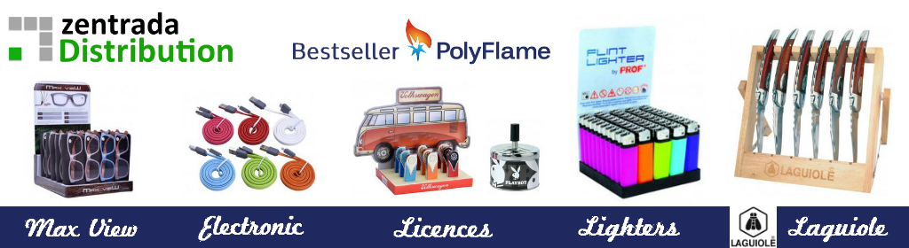 wholesale - Polyflame by zentrada.Distribution