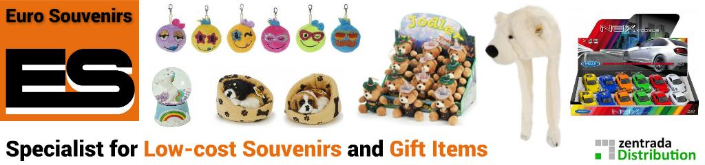 wholesale - Euro Souvenirs by zentrada.distribution