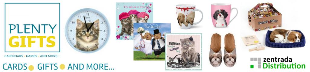 nagyker - Plenty Gifts by zentrada.Distribution
