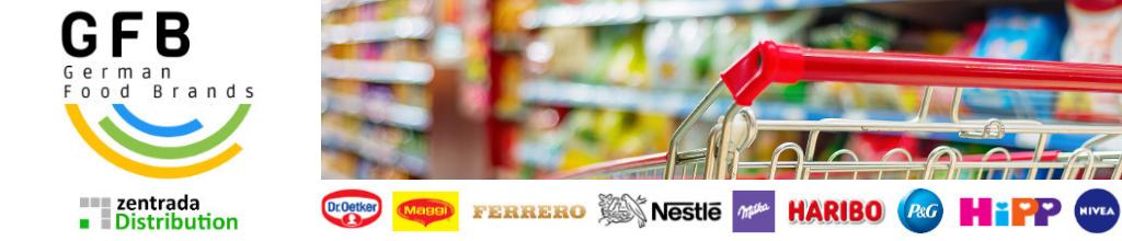 Großhandel - GFB German Food Brands by zentrada.distribution