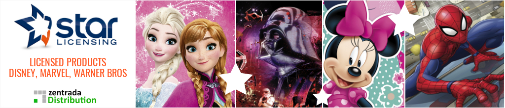 wholesale - Star Licensing by zentrada.Distribution