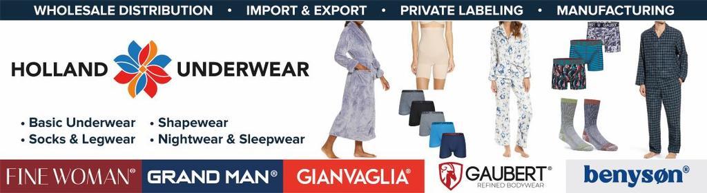 wholesale - Holland Underwear